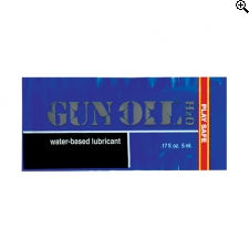 Gun Oil - H2O Waterbasis Glijmiddel 5ml.