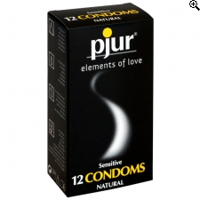 Pjur - Sensitive Condooms 12 St.