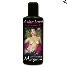 Asian Love Massage Olie 100ml