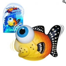 I Rub My Fishie Travel Size - Butterfly