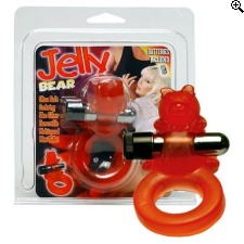 Jelly Bear Penis Ring