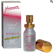 Pheromone Spray Woman Extra Strong 10ml.