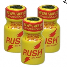 Rush Popper - 100% Origineel Never Fake It 3st.