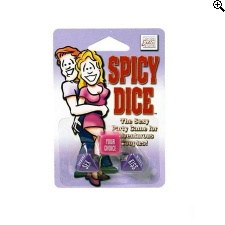 Spicy Dice Dobbelstenen