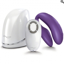 We-Vibe 4 Vibrator - Paars