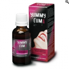 Yummy Cum Drops 30ml.