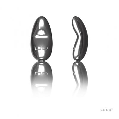 Image of lelo - yva vibrator zilver