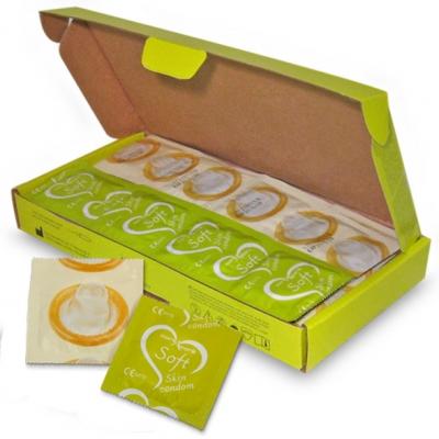 Image of moreamore - condoom soft skin 50 st.