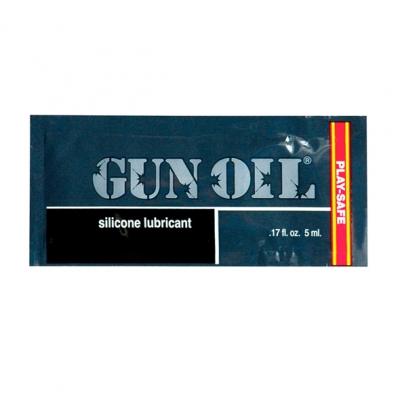Gun Oil - Siliconen Glijmiddel 5ml.