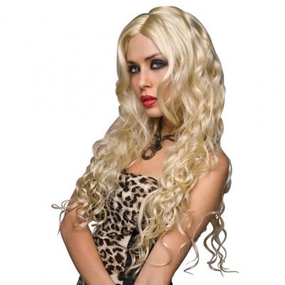 Jennifer Pruik - Platina Blond