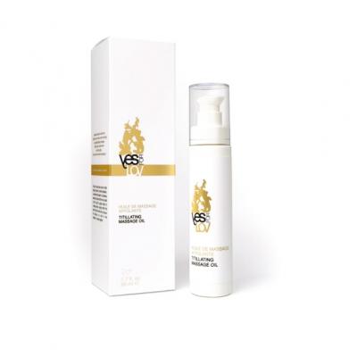YESforLOV - Zinnenprikkelende Massage Olie