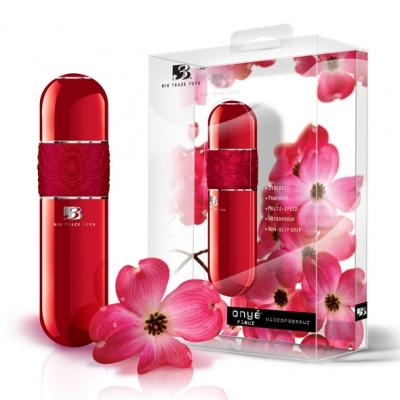 B3 Ony� Vibrator Fleur Rood Parel � Big Teaze Toys
