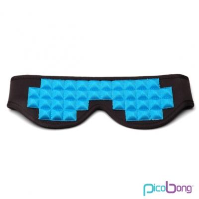 PicoBong See No Evil Blinddoek Blauw