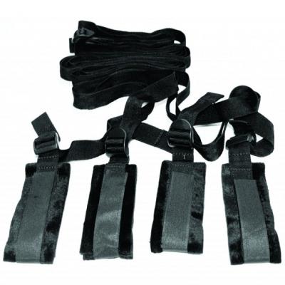 Image of s / m - bed bondage restraint kit