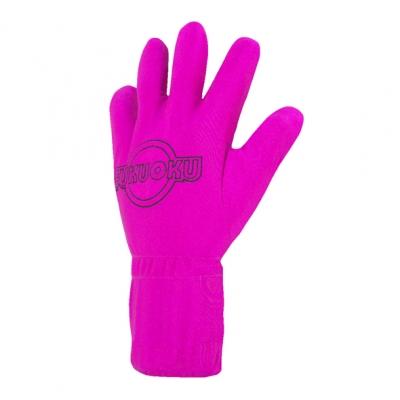 Fukuoku – Massage Handschoen Links S-M Roze – Fukuoku