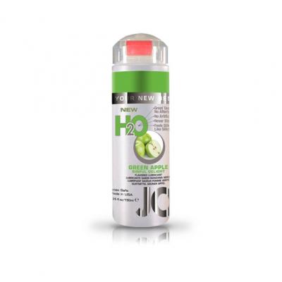 System JO - H2O Glijmiddel Appel 150ml.