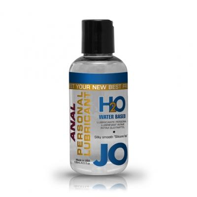 Image of system jo - anaal h2o glijmiddel 135ml.