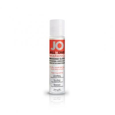 System Jo - Massage Glide Warm 30ml.