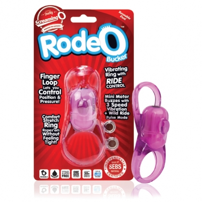- The Screaming O - Rodeo Bucker