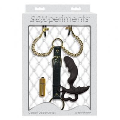- Sexperiments - Golden Opportunities