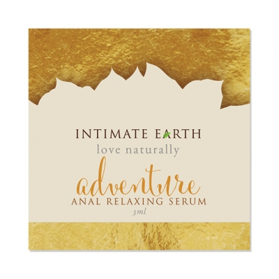 Intimate Earth - Anaal Relaxing Serum Adventure Foil 3 Ml