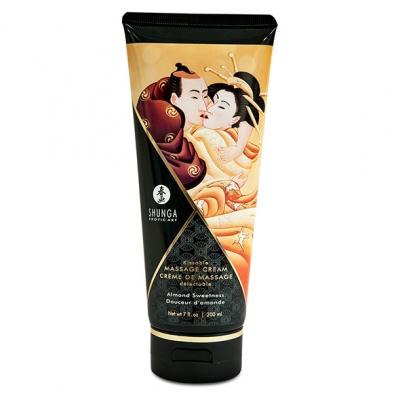Shunga - Massage Cream Amandel 200 Ml