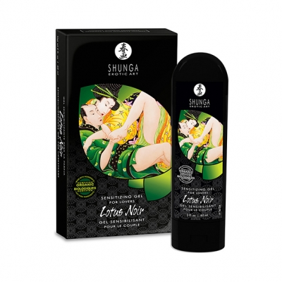 - Shunga - Lotus Noir Sensitizing Gel