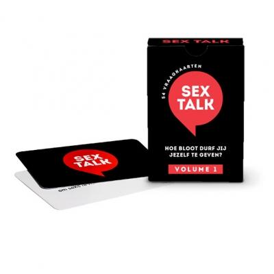 - Sex Talk Volume 1(NL )