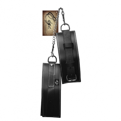 Sportsheets - Edge Leather Arm Restraints online kopen