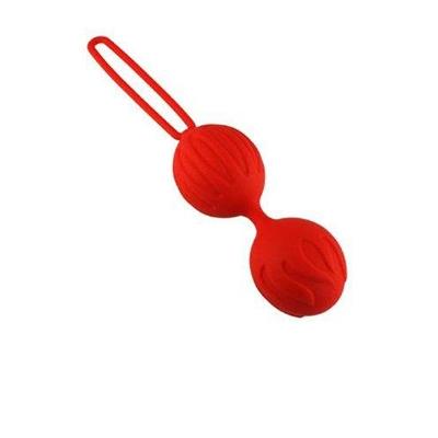 Image of adrien lastic geisha lastic balls l - rood