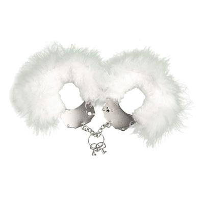 Adrien Lastic Menottes Handboeien - Wit