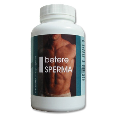Betere Sperma 60tabl
