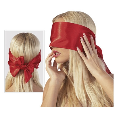 Image of bondage blinddoek - rood