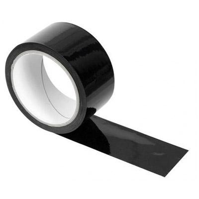 Image of bondage tape - zwart