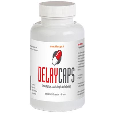 Delaycaps Vroegtijdige Zaadlozing Is Verleden Tijd 60caps