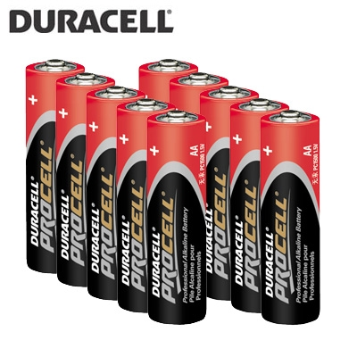 Duracell Procell AA 10st.