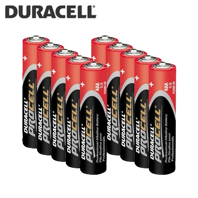 Duracell Procell AAA   10st.