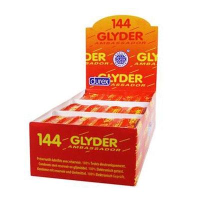 Durex Ambassador grootverpakking glyder 144stuks