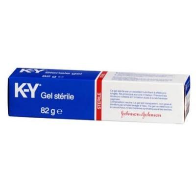 Image of k-y glijmiddel 82ml.