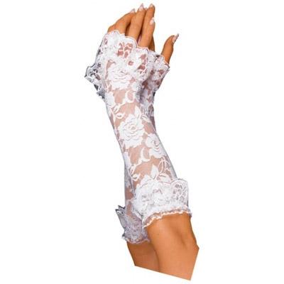Image of kanten lingerie handschoenen