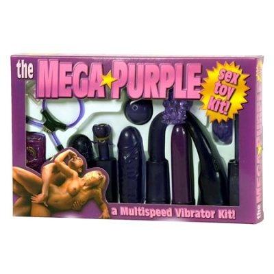 Image of mega purple sexspeeltjes pakket