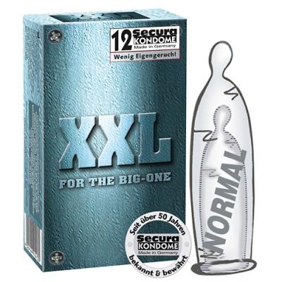 Secura XXL Condooms 12 stuks