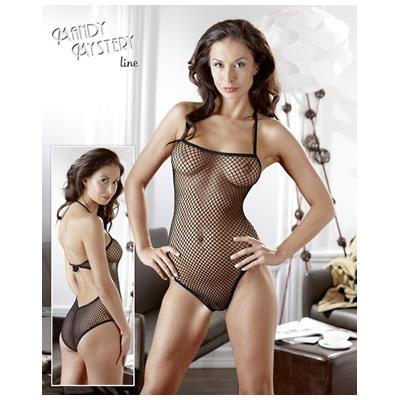 Sexy Body Visnet - Zwart