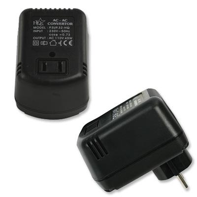 Spannings Omvormer 220V Naar 110V 45 Watt