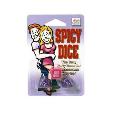 Spicy Dice Dobbelstenen