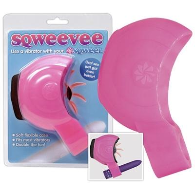Sqweevee - Sqweel Vibrator Sleeve