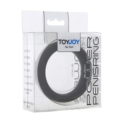Toy Joy Power Penisring Xlarge Black Stuk