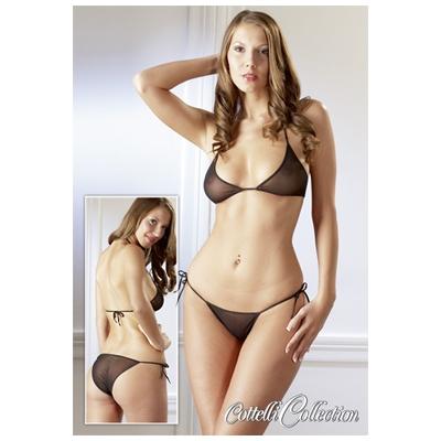 Tulle Bikini / String