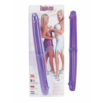 Image of twinzer dubbele dildo