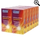 Durex Pleasuremax Warming Condooms 54st. (9x6)